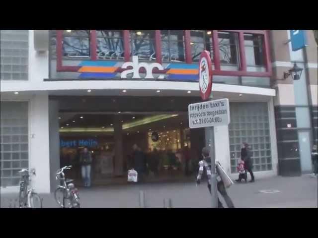 Schiedam, Stedelijk Gymnasium – Dimitri's Business